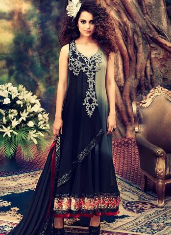 hand embellished kalidar