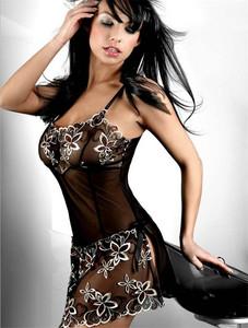 Lovebite Nightdress+G-string