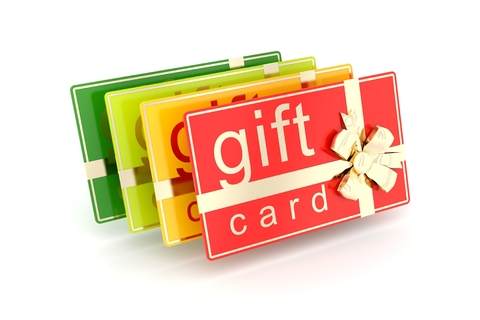 Unexpected Gift Card Ideas
