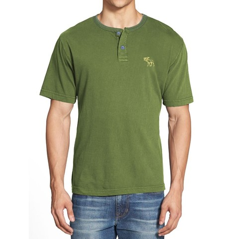 Abercrombie & Fitch Henley