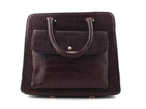 Tan fashion handbag