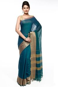 Silk simple saree