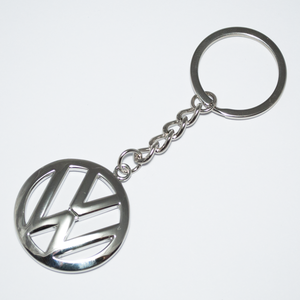 VW Chain Chrome keyring