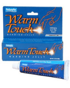 Warm Toch Lubricant jell for sex