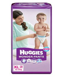 Wonder Pants XL/28 pcs