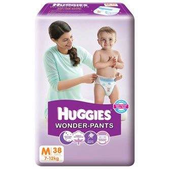 Wonder Pants M/38 pcs