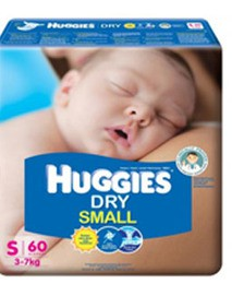 Dry Diapers S/60