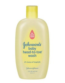 Johnson's (Baby Top-to-Toe Wash)