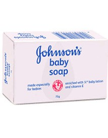 Johnson's triple action Baby Soap