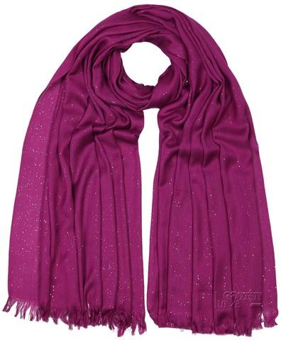 Glitter Magenta Maxi Hijab