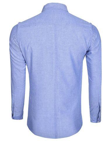 Cotton Casual Long Sleeve Shirt