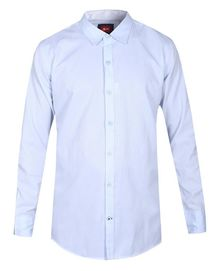 Woven Casual Long Sleeve Shirt