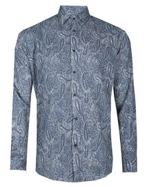 Cotton Casual Full Sleeve Printed Shirt