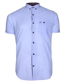 Cotton Casual Short Sleeve Shirt
