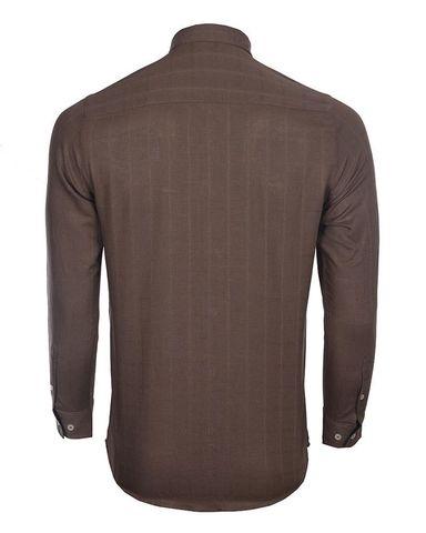Viscose Casual Short Sleeve Shirt
