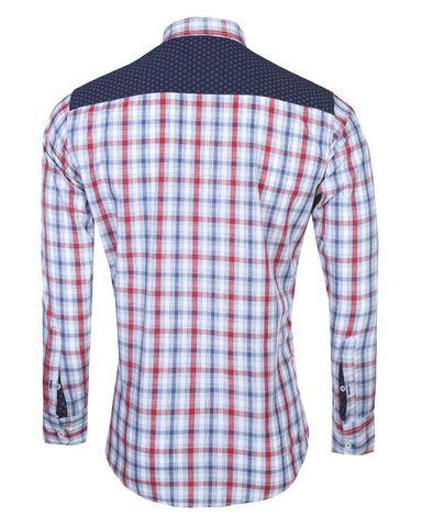 Cotton Shirt Long Sleeve