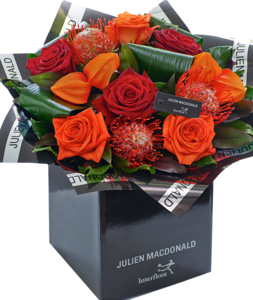Julien Macdonald Dazzling Autumn Rose Hand...