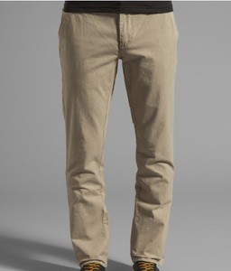 Cotton Twill Pant 4