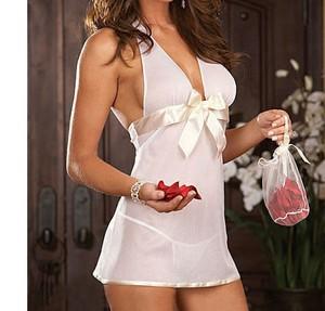 Lovebite Women Lace Underwear Lingerie Dress Nightwear Sexy Sleepwear Gstring