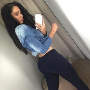 Lovebite Women Low Waist Leggings Push Up Sexy Hip