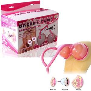 Breast Enlargement Pumper