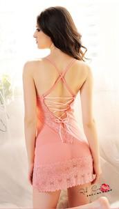 Lovebite Lace women's Nightgown