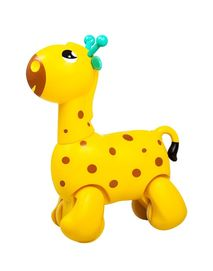 Giggles Nico The Giraffe Pull Along Toy