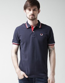 ARRAY Polo (Navy Blue)