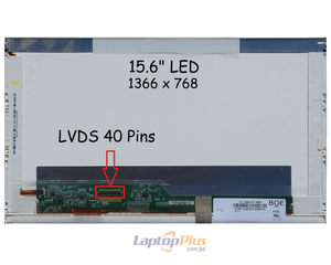 LCD LED Screen for hp