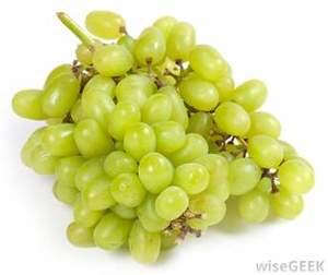 Green Grapes 1kg