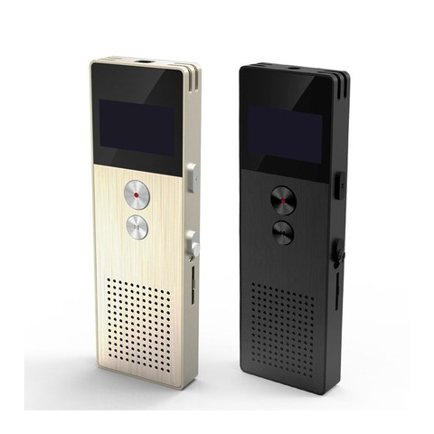 REMAX RP1 OLED Digital Voice Recorder MP3 Music Player