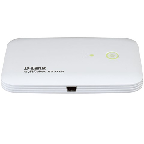 D-Link Dir-457U 3G Pocket Router