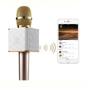Q7 Wireless Bluetooth KTV Karaoke Microphone Speaker