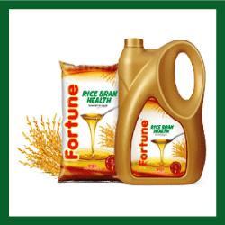 Fortune Rice Brand Oil (ফরচুন রাইস ব্র্যান্ড ওয়েল) - 5litre