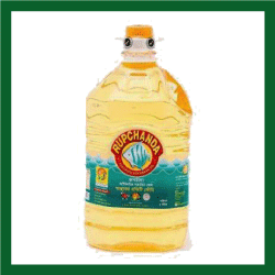 Rupchadha Oil (রূপচাঁদা তেল) - 5litre