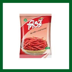 ACI Chilli Powder ( এ সি আই মরিচের গুঁড়া) - 500 gm