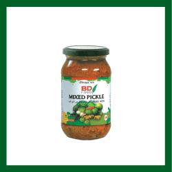 BD Mixed Pickle (বিডি মিশ্র আচার) - 400 gm