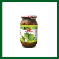 Pran Mango Pickle (প্রাণ আমের আঁচার) - 400 gm