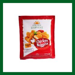 GH Chicken Nuggets (জি এইচ চিকেন নাগেট) - 300gm