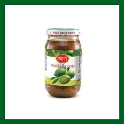Pran Olive Pickle (প্রাণ জলপাই আঁচার) - 400 gm
