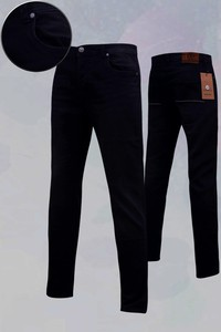 G.H. Bass & Co Blue Non-Stress Jeans