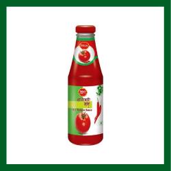 Pran Hot Sauce (প্রাণ হট সস) - 340gm