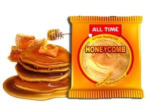 All Time Honey Comb Bread  (অল টাইম হানি কম্ব ব্রেড)