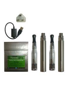 ilver Box Starter E-Cigarette Kit