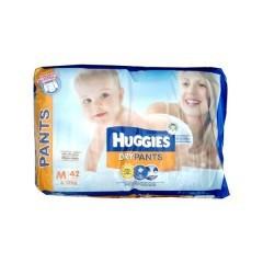 Huggies Dry Pants Diaper M (6-12 kg) (হাগিস ড্রাই প্যান্ট ডাইপার) - 42 pcs
