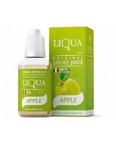 E-Cigarette Liquid Flavors