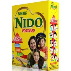 Nido Fortified Milk Powder(নিডো ফরটিফাইড মিল্ক পাউডার ) - 700gm