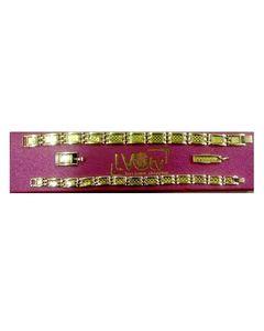 LVGtv Bracelet - Golden