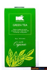 Kazi & Kazi Green Tea 60 gm Tk150