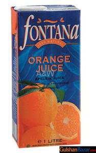 Fontana Orange Juice 1 ltr Tk400